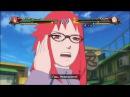 NARUTO SHIPPUDEN Ultimate Ninja STORM 4. Revolution. Karin vs Sakura / 香燐VSサクラ