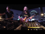 Atoms for Peace [Thom + Nigel] at Le Poisson Rouge - Black Swan⁄Stuck Together Pieces