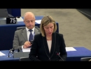 Humanitarian situation in Saudi Arabia and Iran - Statement by Mogherini at EP Plenary session