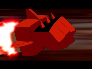 Ben 10: Omniverse s03e08 Rules of Engagement eng