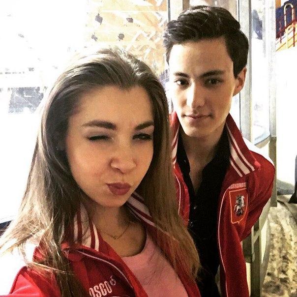 Анастасия Шпилевая - Григорий Смирнов/ танцы на льду - Страница 4 -jvcwtnitfg