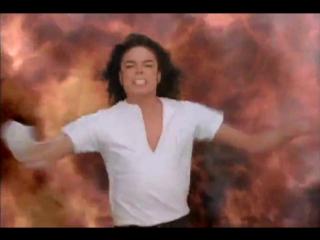 КЛИП Майкл Джексон / Michael Jackson - Black Or White HD .720