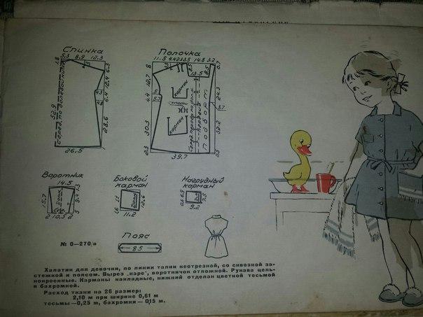 83b26415b8e Бесплатные выкройки детской одежды!