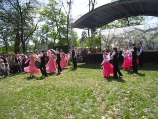 9 травня парк Перемоги 2015 р. м. Боярка.