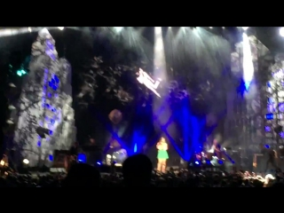 Lana Del Rey – Blue Jeans Live @ Endless Summer Tour Klipsch Music Center