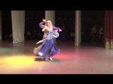 Светлана Грунина Эстрадный индийский танец