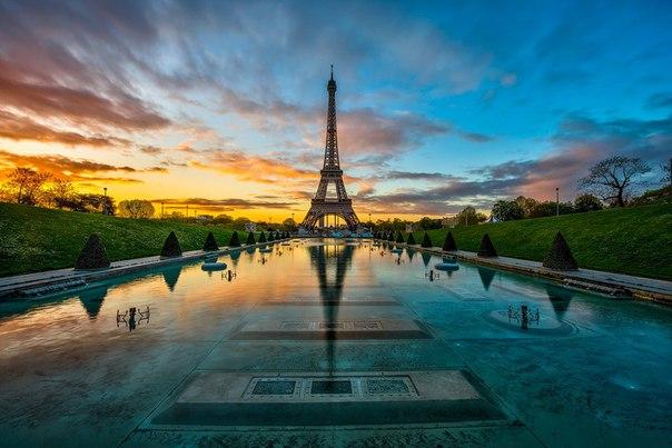 Париж - регион Ile-de-France (Иль-де-Франс)
