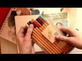 Что нарисовать в скетчбуке или артбуке 5 идей ❤️ от Видеоблогера Anya Dostoevskaya