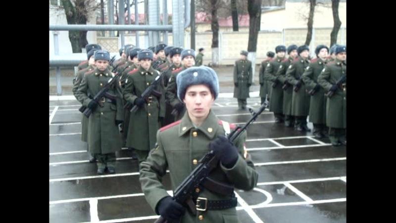 Присяга ВВ МВД ОДОН имени Держинского 21.11.2015
