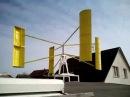 Вертикальный ветрогенератор 4kw
