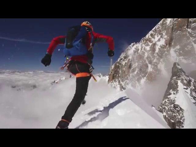 Explore Mont Blanc with Kilian Jornet, Ueli Steck, Candide Thovex and Google Maps