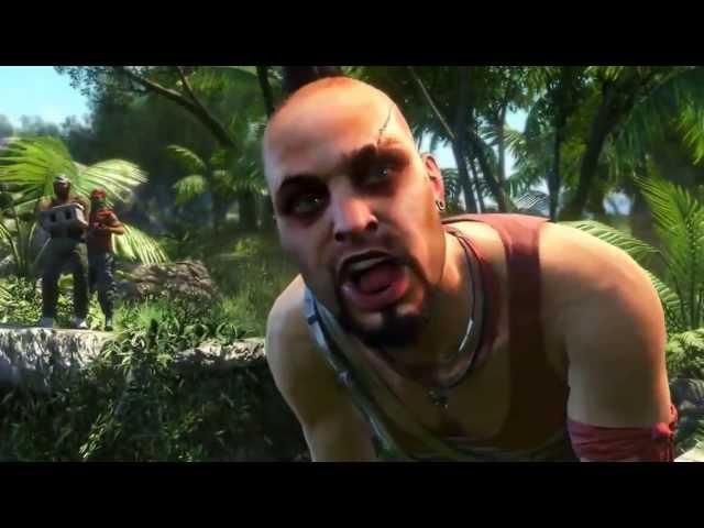 Far Cry 3 Ваас о безумии 720