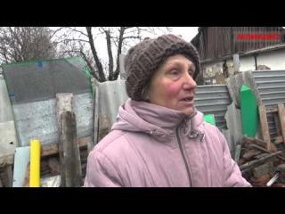 Жительница села Веселое: «Я живу в курятнике»