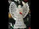 Angel en Crochet Falda Parte 1 de 2
