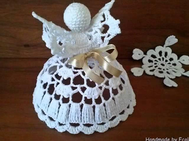 Anielska kolekcja II AD 2014 Crochet Angels II