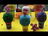 Мои маленькие Пони на русском игрушки ПлэйДо МЛП Mon petit poney jouets Playdoh surprenant MLP