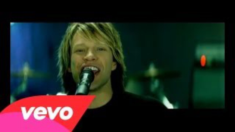 Bon Jovi - Its My Life