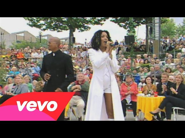 La Bouche - S.O.S. (ZDF-Fernsehgarten 02.08.1998)