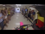 Dirt Bike Senior Prank Knoch High school