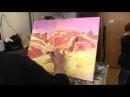 Пустыня маслом.Уроки живописи для начинающих.Игорь Сахаров
