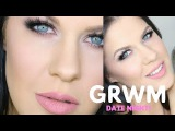 GET READY WITH ME | NAKED 3 PALETTE | SOFT GLOWING MAKEUP FOR DATE NIGHT