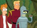 FUTURAMA - Bender - I'm Back, Baby