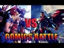 Мстители VS Супербой-Прайм