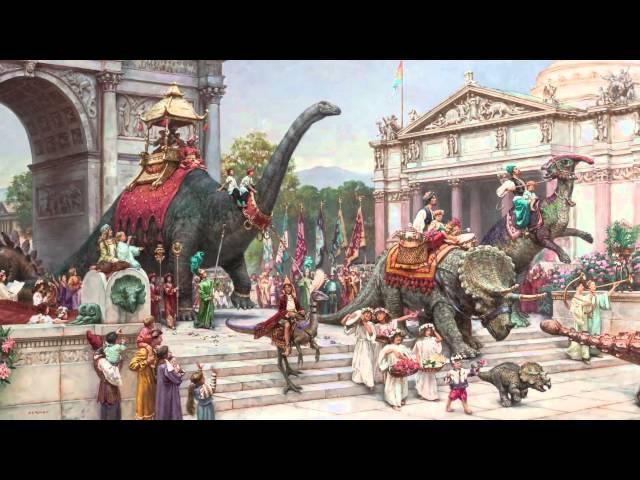 DINOTOPIA: Art, Science, and Imagination