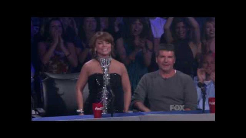 Adam Lambert American Idol Top 7 Born to be wild HD
