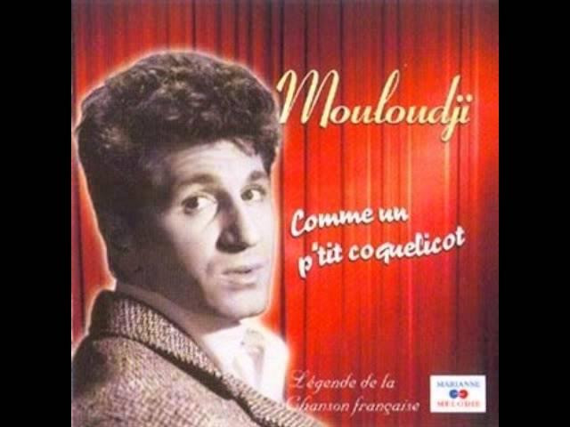 Mouloudji Comme un p'tit coquelicot