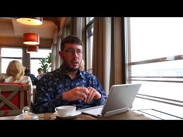 ТихоокеанЭтноЭксп. Артемий Лебедев отвечает на вопросы читателей.