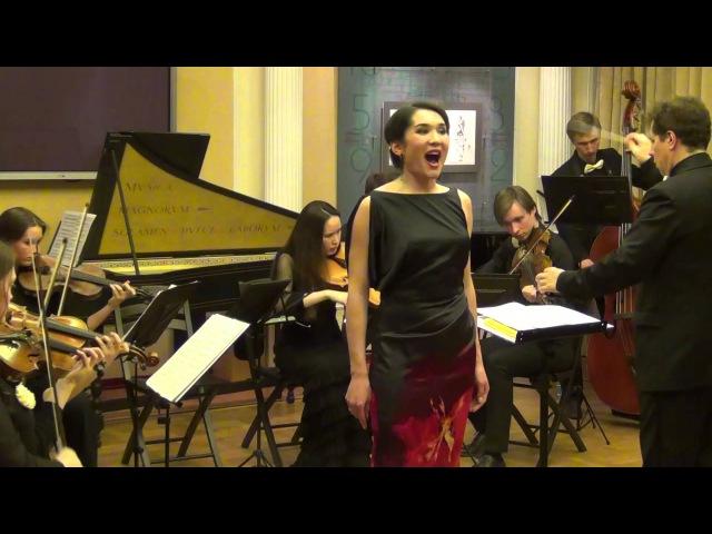 Ekaterina Ferzba - Agitata da due venti (Vivaldi)