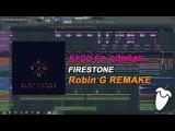 Kygo Ft. Conrad - Firestone (Original Mix) (Full FL Studio Remake + FLP)