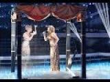 Один в Один! Юлия Началова - Мэрайя Кэри Уитни Хьюстон (When You Belive)