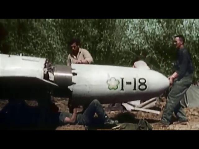 Вторая мировая война в цвете HD 13 Победа на Тихом океане