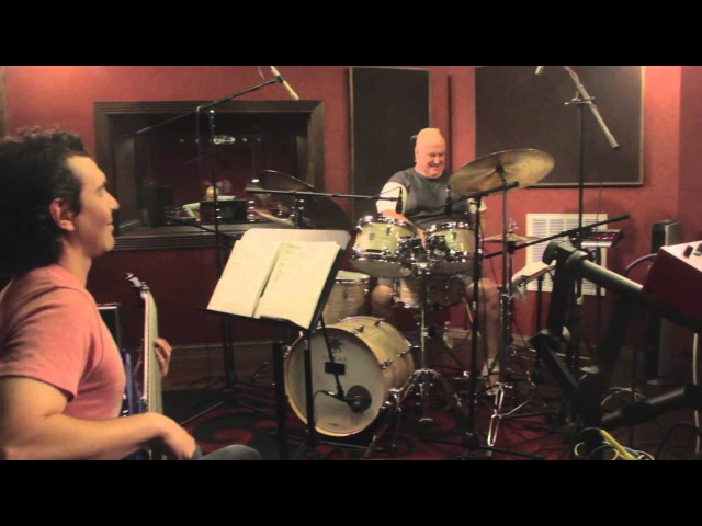 Michael Whittaker, Kirk Covington, Adam Nitti- Treo Massive writing session
