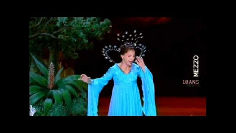 Natalie dessay - la flute enchantée, lair de la reine de la nuit