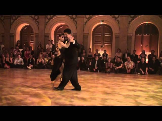 Sebastian Arce Mariana Montes, Frostbite tango 2012, milonga 2
