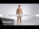 100 Years of Fashion Men's Swimwear
