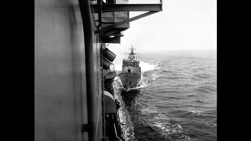 Таран в американских кораблей Чёрном море 1988 г