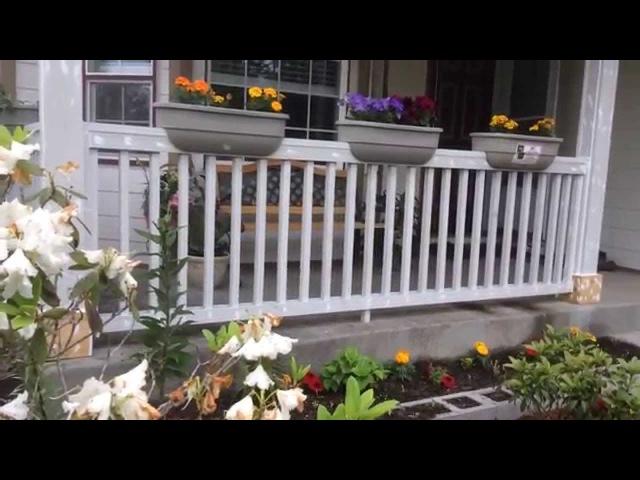 Как сделать красивую клумбу для цветов перед домом Наши идеи…