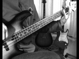 Deep Purple - Smoke On The Water - Bass Cover