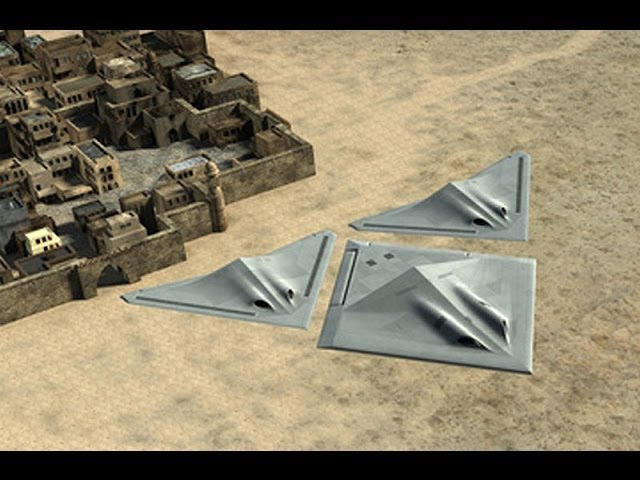 BAE Systems Future Aviation Concepts