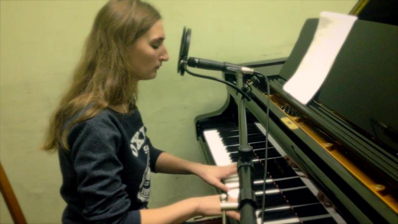 Алина Орестова - I'm Suddenly Gone to October