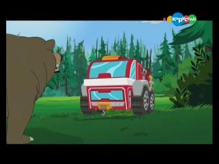 Трансформеры: Боты-спасатели - 2 сезон 1 серия