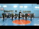 Группа поддержки наш танец, 2 место! мымолодцыГимназия№1смотрстрояипесни