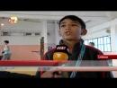 Талыши онлайн - Lənkəranlı gənc güləşçimiz İrandan gümüş medalla qayıdıb