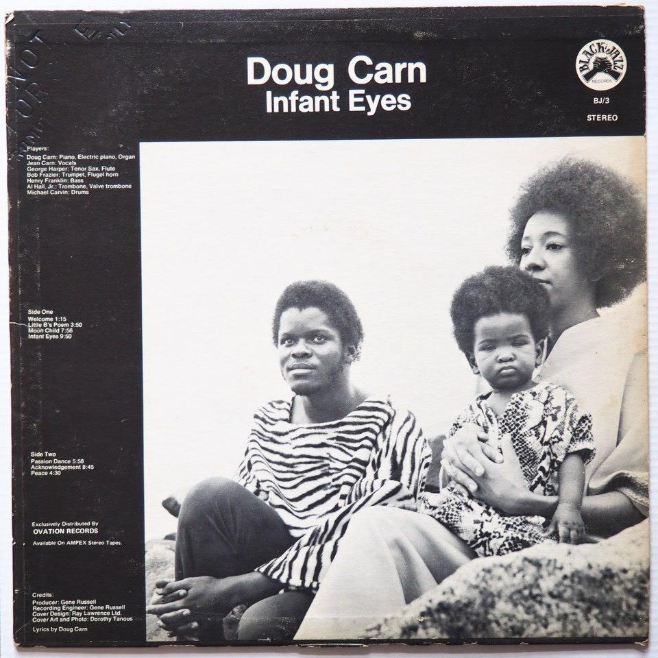 doug carn - infant eyes black jazz