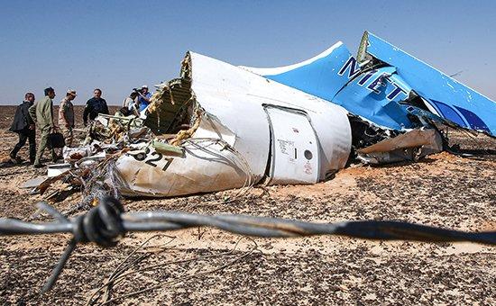 Глава ФСБ назвал крушение A321 терактом