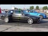 BMW E46 M3 Turbo vs BMW E30 2.5 Turbo